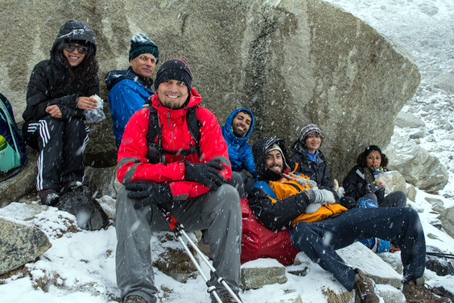 Torres del Paine Winter Tour - W-Trek and Patagonia in Winter