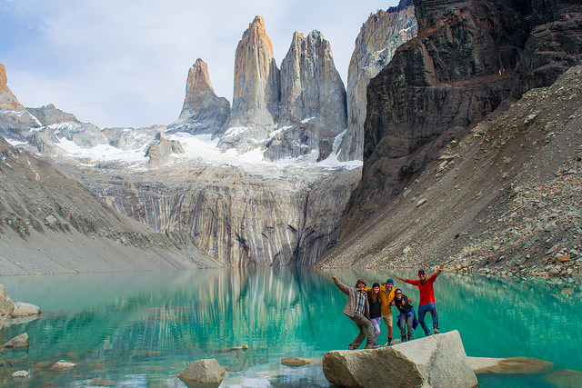 Patagonia Trekking Tour: Hike up to the Tower Base of Torres del Paine National Park in Chile