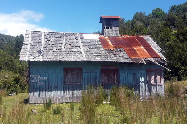 Local House in Mapu Lahual