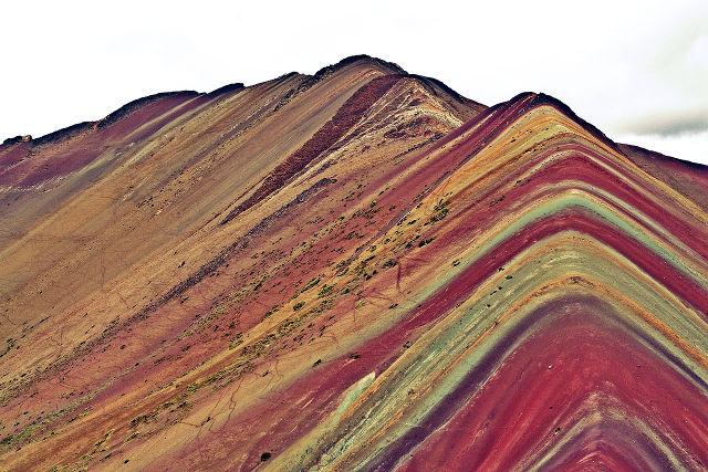 Peru Travel Idea - Rainbow Mountains