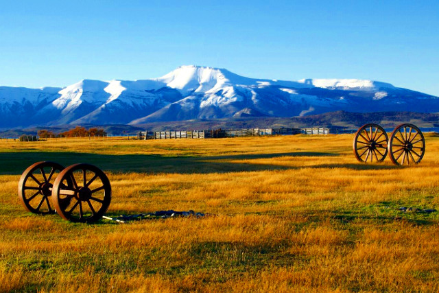 Patagonia Estancia and Farm Life