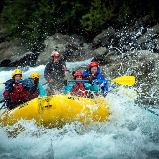 Futaleufu Rafting & Multi-Sport Tour