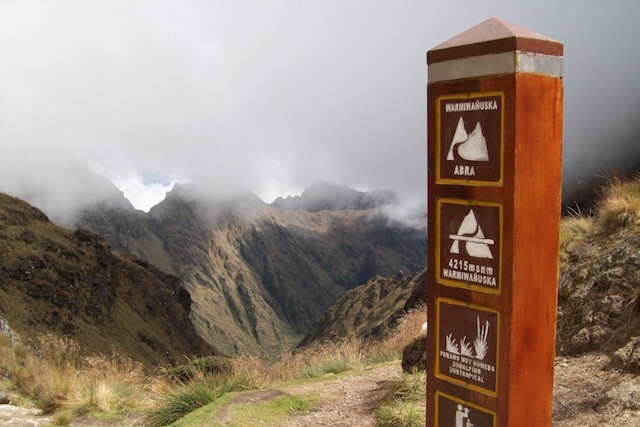 Machu Picchu Hike Peru