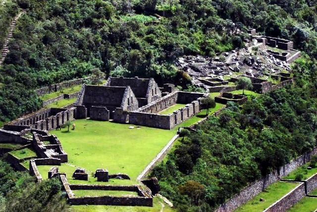 Peru-Ruins-Choquequirao