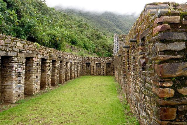 Peru-Trekking-Choquequirao-Ruins