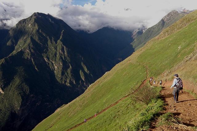 Peru-Trekking-Choquequirao