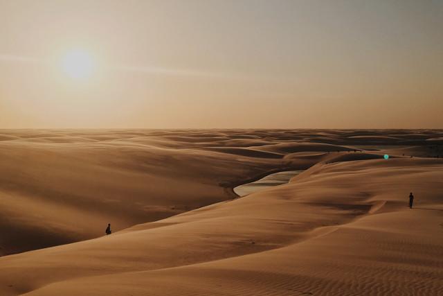 Brazil-Lençóis-Maranhenses-Trek-Dunes