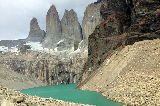 Chile-Patagonia-Torres-del-Paine-Towers