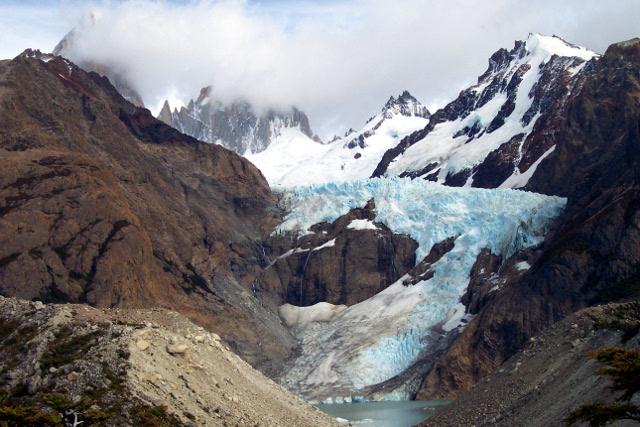 Argentina-Fitzroy-Glaciar