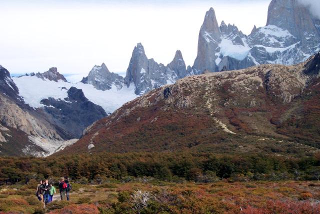 Argentina-Fitzroy-Hiking