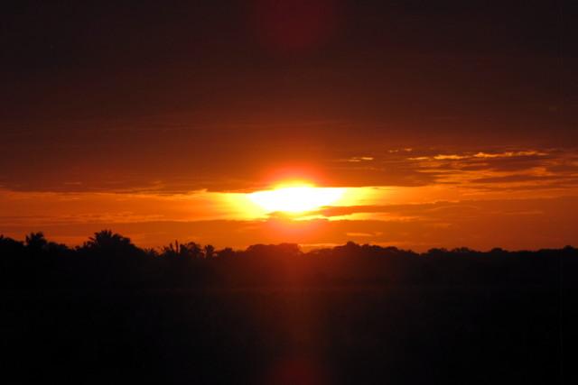 Colombia-Llanos-Sunrise