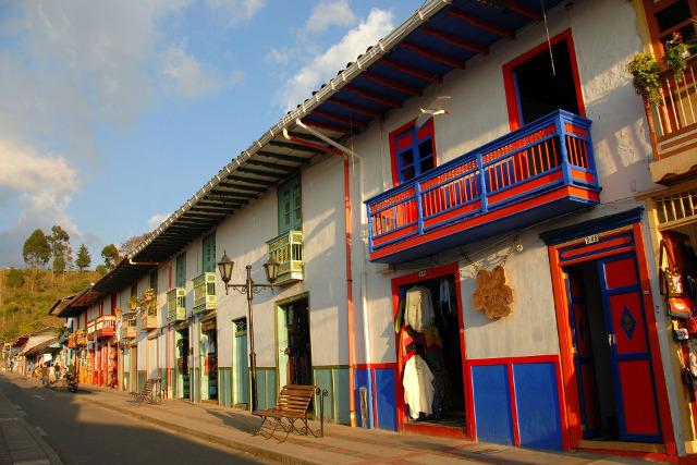 Colombia-Trekking-Los-Nevados-Trek-Paramillo-del-Quindio-Salento