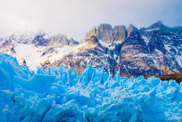 Chile-Torres-del-Paine-W-Trek-Grey-Glaciar