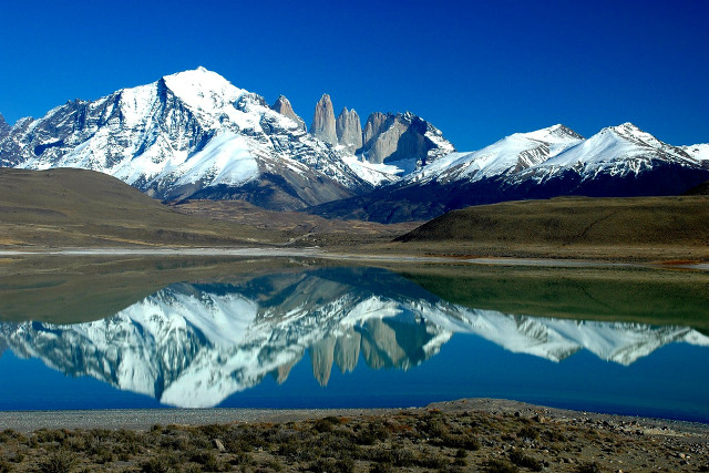 Chile-Trekking-W-Trek-Torres-del-Paine-National-Park