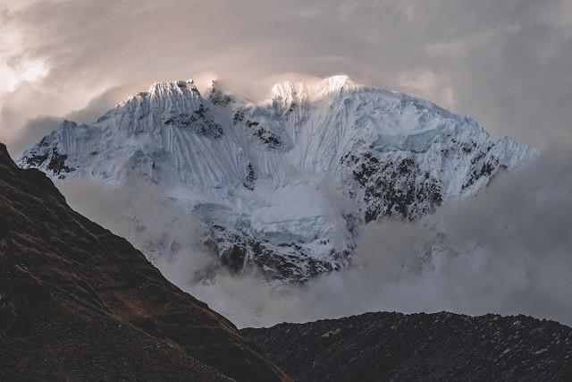 Peru-Salkantay-Trek-Glaciar