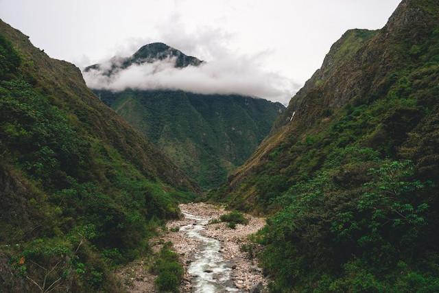 Peru-Salkantay-Trek-Trail