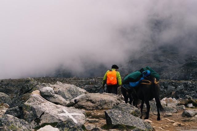 Peru-Salkantay-Trek-Trekking