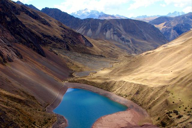 Peru-Trekking-Ancascocha-Trek-Lake
