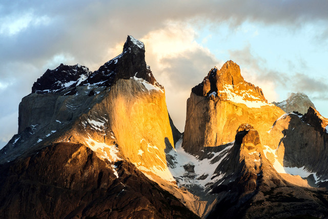 Chile-Torres-del-Paine-National-Park-Winter-W-Trek-Los-Cuernos