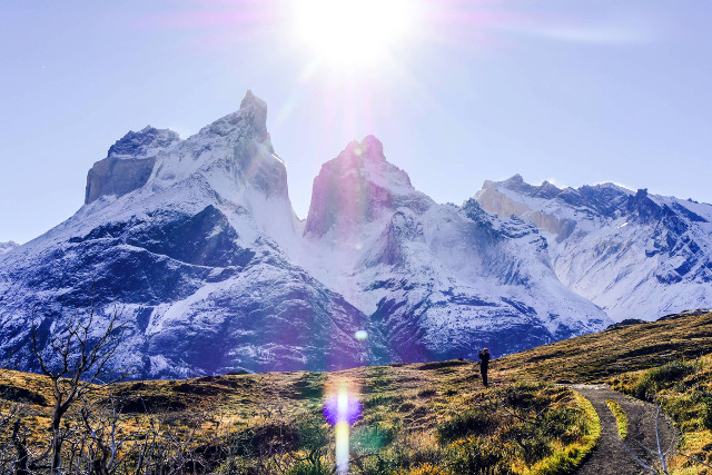 Chile-Torres-del-Paine-National-Park-Winter-W-Trek-Los-Cuernos