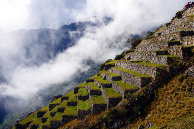 Peru-Inca-Trail-Machu-Picchu-Agricultural-Zone