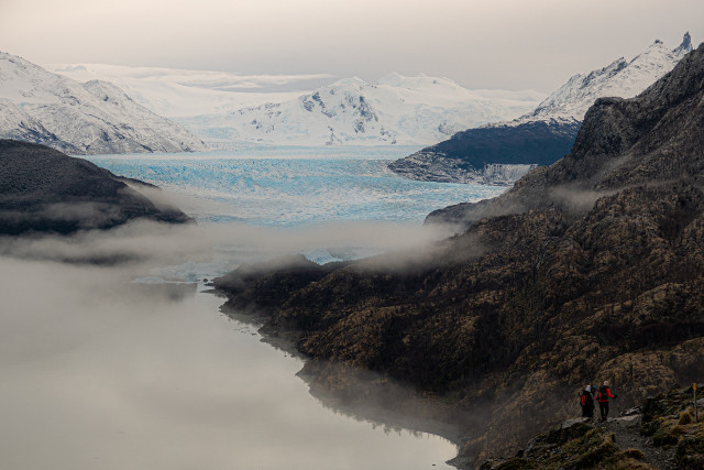 Chile-Torres-del-Paine-National-Park-Winter-W-Trek-Hike-to-Grey-Glaciar