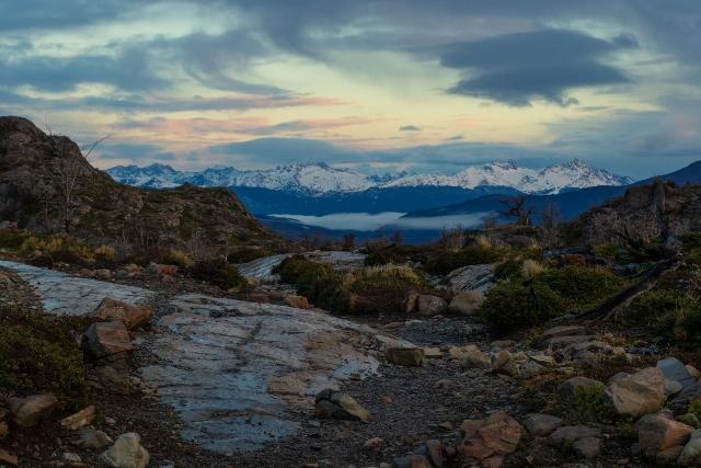 Chile-Torres-del-Paine-National-Park-Winter-W-Trek-Landscape