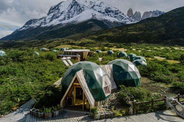 Torres-del-Paine-W-Trek-with-EcoCamp-Domes