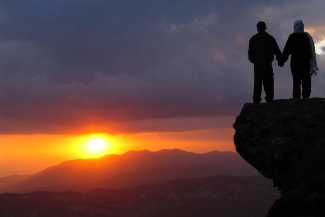 Mexico-Pueblos-Mancomunados-Hike-Trekking-Sierra-Norte-Sunrise