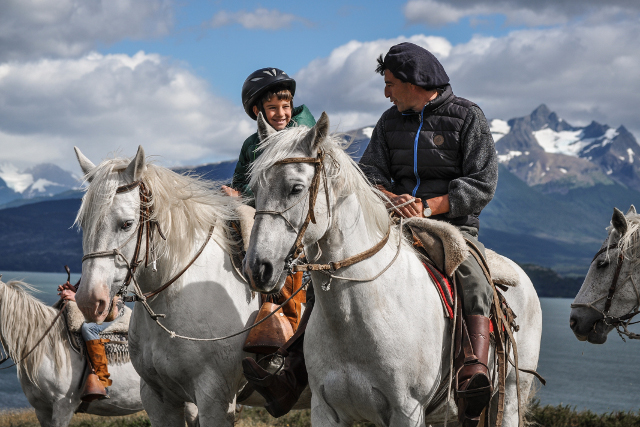 Chile-Patagonia-Family-Trip-Horseback-Riding