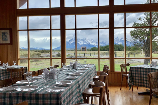 Chile-Patagonia-Torres-del-Paine-Riverside-Camp-Restaurant
