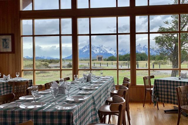 Chile-Patagonia-Torres-del-Paine-Riverside-Camp-Restaurant