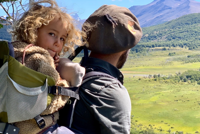 Chile-Torres-del-Paine-Patagonia-Family-Trip-Toddler