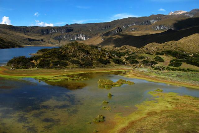 Colombia-Los-Nevados-Trek-Otun-Lake-Laguna
