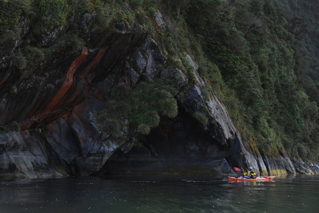 Chile-Northern-Patagonia-Sea-Kayaking-Pumalin-Park-Cave